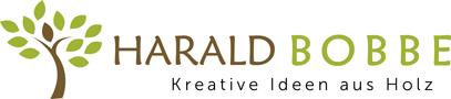 Holzdesign Harald Bobbe – Ideen aus Holz logo